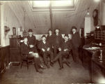 Union Traction Company motormen and conductors, Anderson, Ind.