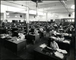 Ward Stilson Company, General Office area
