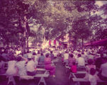 Camp meeting, Anderson College grounds