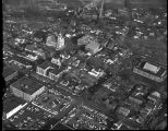 Anderson Northeast Downtown, Aerial photograph