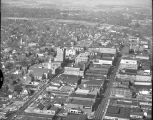 Downtown Anderson, Aerial photograph