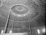 Darlington Round Barn dome