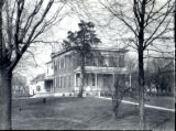Madison County Infirmary.  Superintendent's Home