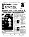 The Greentown Grapevine – 2000-07, 07:07