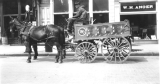 Ice Wagon-Pearl Packing Company