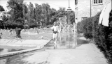 Crystal Beach Swimming Pool -Young Swimmer