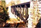 Railroad Bridge over the Muscatatuck
