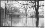 Depot in the 1937 Flood