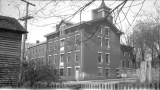 Central School-Madison High School-Corner of Second and Central Avenue-201 West Second Street-