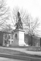 Soldier's and Sailor's Monument-Corner of Main and Walnut Streets
