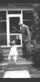 Frank P. Vail and Dog