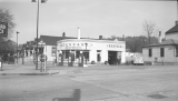 Standard Service Station-902 West Main Street-Northwest Corner of West Main and Cragmont