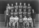 Mt. Olympus High School Basketball team 1949-50