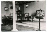 Franklin Society Room, Merom, Indiana